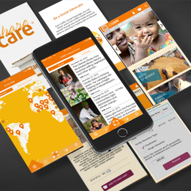 CARE – Share Care Mobile App